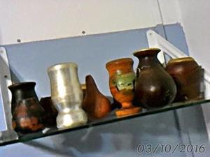 colección matera de mates calabazas