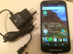 MOTO G2 16GB dual sim LIBRE DE FABRICA