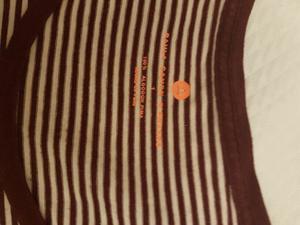Remera de Paula cahen danvers mangas cortas de algodón