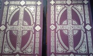 BIBLIA DE LUJO EN DOS TOMOS