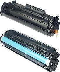 Cartuchos de tóner y recargas para impresoras láser,