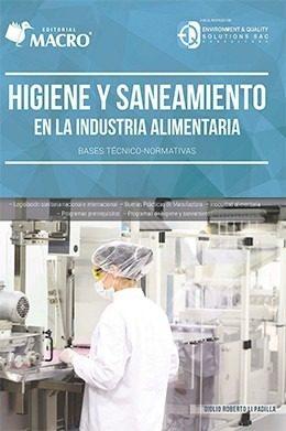 Libro Higiene Y Saneamiento De La Industria Alimentaria