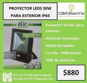 PROYECTOR LED 50W Alic