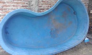 Pileta de plástico para enterrar