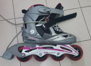 Rollers traxart Mujer nro 37. IMPECABLES