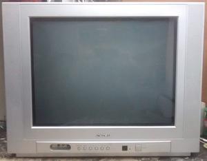 Vendo TV Admiral 21 pantalla plana