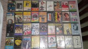 Venta de cassettes originales