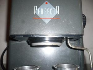 cafetera expres con vaporisador
