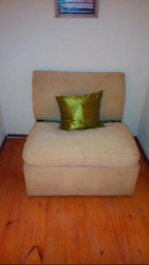 sillon cama 1plaza y media