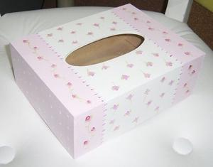 Cajas de diferentes tamaños