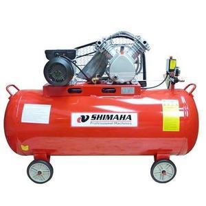 Compresor De Aire Indirecto 200 litros Shimaha 4 HP