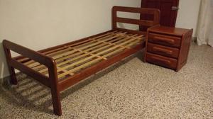 Dos juegos de dormitorios de 1 plaza