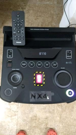 Gran oportunidad vendo sistema de Audio Philips