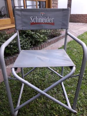 Juego de mesa y sillas Schneider
