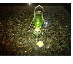 Lampara Mini Kerosene Uso Y Decorativa