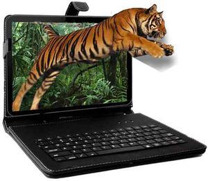 Tablet Pc 10 Quadcore Doble Camara Wifi + Templado + Teclado