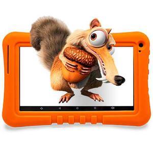 Tablet Pc 7 Kids Para Chicos Android Quadcore Niños + Funda