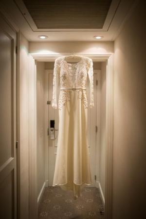 Vestido de novia Natalia Antolin (S)