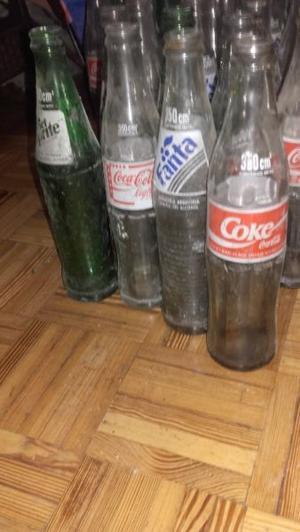 botellas coca cola 350cc vintage