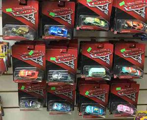 Autos Cars 3 Disney Pixar Originales Metal - Mattel Palermo