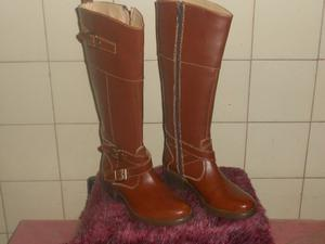 Botas de mujer talle 35
