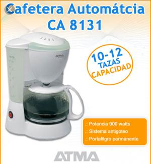 Cafetera Atma Ca NUEVA