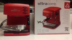 Cafetera Express Ce Ultracom - Vaporizador