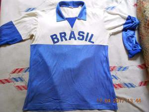 Camiseta Brasil De Volley