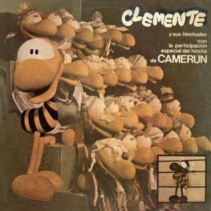 Clemente y sus hinchadas_ Mundial 82_ $ 150
