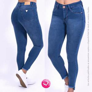 Jeans diway talle 40