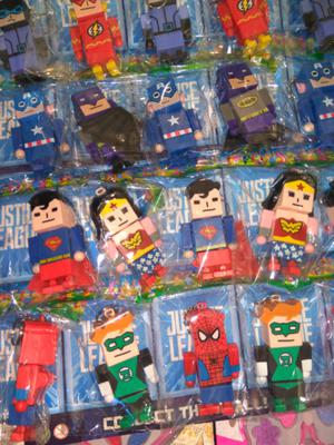 Llaveros de Super Héroes $35 y muchas ofertas mas