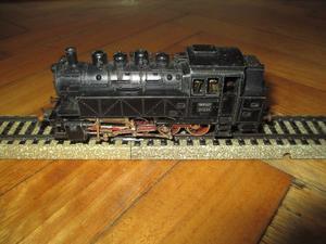 Locomotora de vapor Marklin