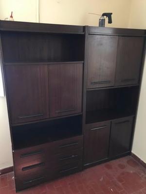 Mueble modular usado