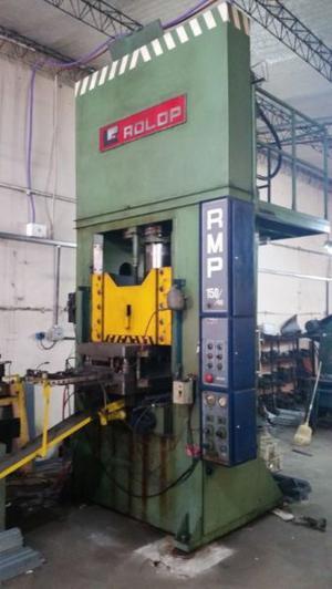 Prensa hidraulica 150 toneladas