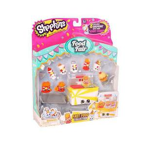 Shopkins Food Fair - Cool & Creamy Cupcake Candy Fast Food