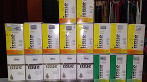 """Tinturas issue """"Liquido urgente"""""""