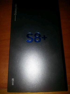 Vendo No Permuto Samsung s8 plus de 64 Gb nuevo original
