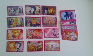 Vendo lote de 53 figuritas diferentes de my little pony