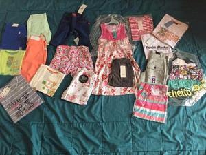 Vendo lote de ropa para niños