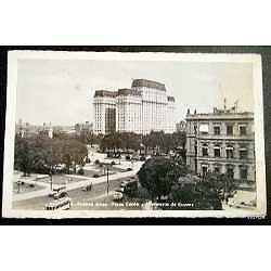 antigua postal ministerio de guerra plaza colon