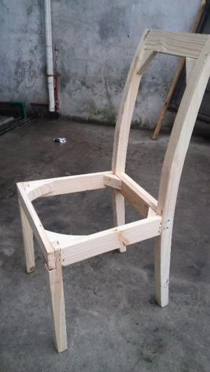 armazon de silla