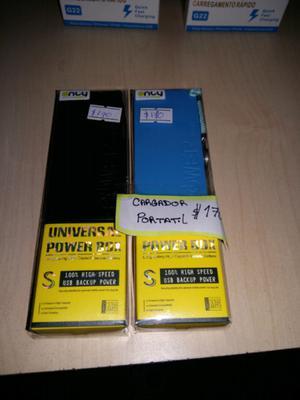 Cargadores portatil para celular y tablet