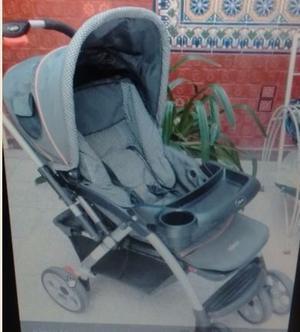 Coche cochecito marca INFANTI, impecable!!! - $ -