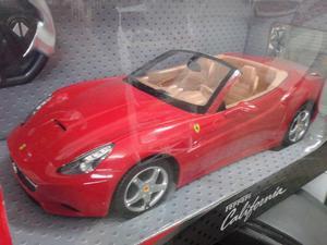 Ferrari California a control remoto Escala 1/12 -