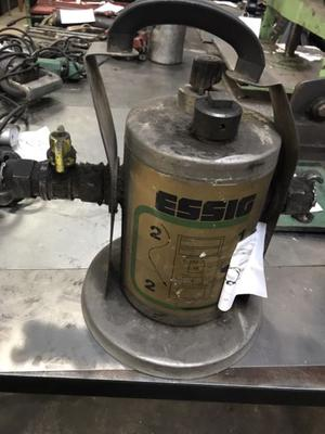 Purgador de línea de aire comprimido essig envío al