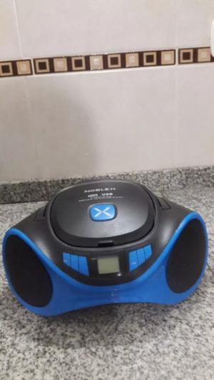 Reproductor De Cd Con Bluetooth Noblex