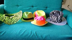 Sombreros de cotillón