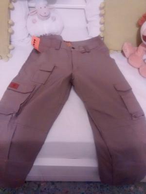Vendo pantalon cargo gaucho reforzado t 44