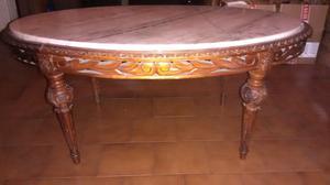 Antigua mesa ratona