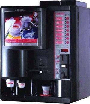 Máquina Expendedora De Cafe Saeco